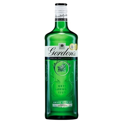 Picture of **SINGLE**GORDONS GIN 70CL X 6